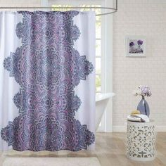 Bath Energetic 3d Peacock Garden 77 Shower Curtain Waterproof Fiber Bathroom Windows Toilet Colours Are Striking Window Treatments & Hardware