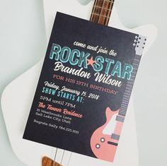 The CUTEST Rock Star