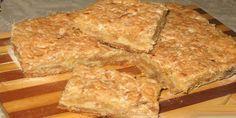 Болгарский яблочный пирог или пирог «3 стакана». Просто наслаждение!