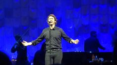FALLING SLOWLY - Josh Groban in  Cary NC on 8-16-14