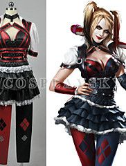 """*PETTICOAT NOT INCLUDED* If your chosen dress or skirt features a """"poofy"""" skirt you will want to use a petticoat underneath your dress/skirt for the results shown in the photo(s) - Batman Arkham Asylu"""