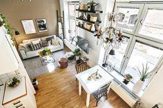 ¿Vosotros también pensáis que es el apartamento ideal? Para una persona que viva sola Sí.