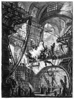 Les Prisons imaginaires de Giovanni Battista Piranesi (8)