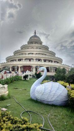 Art Of Living, Krishna, Temple, Golf Courses, Live, Temples