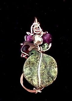 Full Moon Pendant Amulet