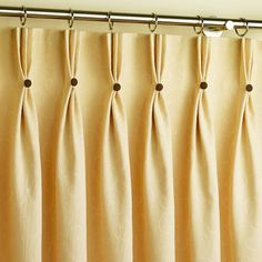 7 Stupefying Useful Tips: Curtains Living Room With Blinds drop cloth curtains tie backs.Ceiling Curtains Rods how to layered curtains. Cheap Curtains, Drop Cloth Curtains, Boho Curtains, Pleated Curtains, Burlap Curtains, Floral Curtains, How To Make Curtains, Hanging Curtains, Curtains With Blinds