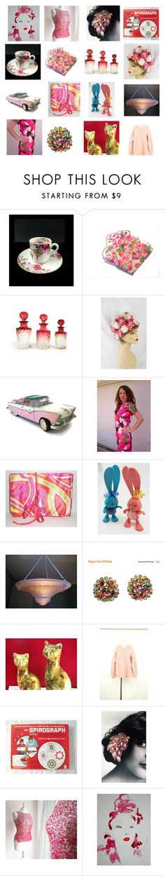 Vintage Explosion - unleashed. Thursday Picks by seasidecollectibles on Polyvore featuring vintage wonderfulness!