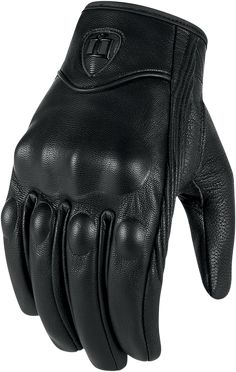 Pursuit Touchscreen Glove - Stealth | Products | Ride Icon