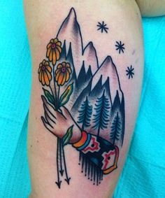 Done by Adam Gibson at Cathedral Tattoo