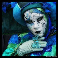 Venetian Carnival Masks | Flickr - Photo Sharing!