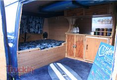 Custom Van Interiors | Let's Go Vanning — Full Sizers Compared « Car And Truck Reviews ...