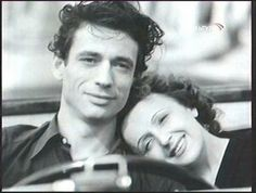 Yves Montand et Edith Piaf~