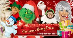 Christmas Fancy Dress Hire