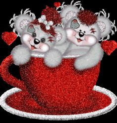 gif Photo: This Photo was uploaded by Find other creddy.gif pictures and photos or upload your own with Photobucket free image a. Bear Valentines, Valentine Day Love, Tatty Teddy, Bear Gif, Blue Nose Friends, Beautiful Gif, Animals Beautiful, Love Bear, Glitter Graphics