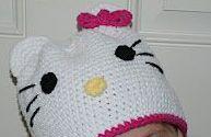 10 Free Hello Kitty Crochet Patterns   The Steady Hand