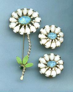 Weiss Costume Jewelry