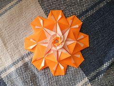 Origami Maniacs: Origami Mandala Poty