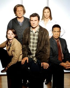 John Doe is an American science fiction drama television series that aired on Fox during the 2002–2003 TV season.