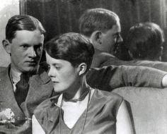 Olivia Wyndham. Portrait of the Evelyns, 1928.
