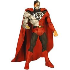 DC Universe Classics Wave 11: Red Lantern Cyborg Superman Action Figure Mattel http://www.amazon.com/dp/B001Q8PFD2/ref=cm_sw_r_pi_dp_1tkmub10H9SYQ