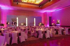 Reception details @ the Fairmont Pittsburgh - The Brand Studio -  Mocha Rose Floral Designs