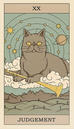 Cat Posters, Room Posters, Poster Wall, Poster Prints, Photo Wall Collage, Collage Art, Vintage Tarot Cards, Arte Indie, Cat Cards