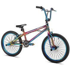 "20"" Kent Fantasy Girls' Bike, Blue - Walmart.com"