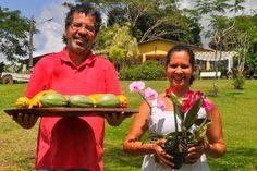 O casal Gerson Marques e Dadá Galdino é proprietário da Fazenda Yrerê | Maurício Maron/Divulgação