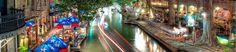 River Walk, San Antonio. Can't wait to visit next month!