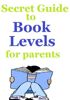 Book Level Guide for Parents {K - 2nd Grade} - Busy Kids=Happy Mom