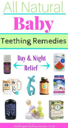 All Natural teething remedies for babies! Is your baby up all night teething in pain? Here are 12 all natural teething remedies for babies that will help soothe your baby day and night! Baby Teething Remedies, Natural Teething Remedies, Natural Remedies, Baby Teething Fever, Teething Relief, Herbal Remedies, Health Remedies, Baby Care Tips, Pregnancy
