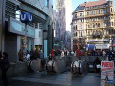 Image result for stephansplatz vienna