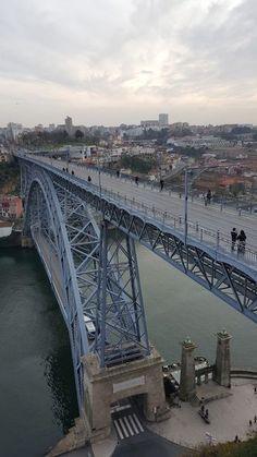 Visit Portugal, Portugal Travel, Gaia, Great Places, Beautiful Places, Bridges Architecture, Porto City, Sea Activities, Portugal Holidays