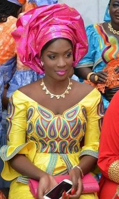 WOW!! African Beauty.