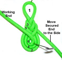 Pipa Love Knot - How to make it so I can re-create it in wire