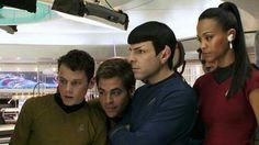 Star Trek Cast, New Star Trek, Star Wars, Star Trek 2013, Star Trek Reboot, Film Movie, Movies, Zachary Quinto, Starship Enterprise