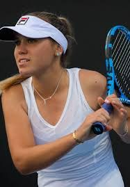 Sofia Kenin Serena Williams Wins Professional Tennis Players Celebrity Facts
