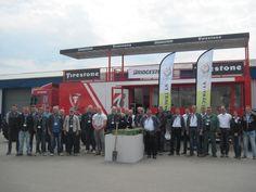 Landwirte testen Bridgestone VT-TRACTOR in Malchow – Kooperation mit Reifen Helm und Hawart