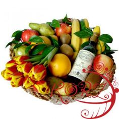 Share the Love Gift Basket to Saint-Pierre-and-Miquelon