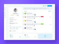 Agile CRM - Customer Profile