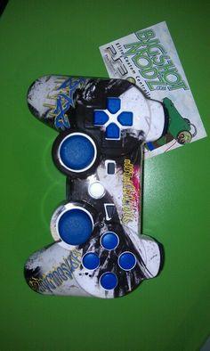 Coolest @Becky Raef Gift around! WWW.BigShotModz.com #custom #xbox #ps3 controllers