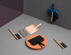Richman Dustpan by Christopher Specce for Good Thing