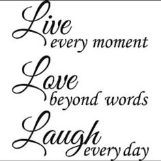 Live Laugh Love Quotes Live Laugh Love Wall Décor From Wall Decals To Hanging Picture