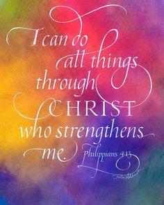 Phil 4:13