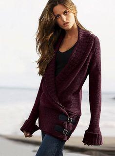 Victoria Secret Sweater.. love it!!! looks so comfy