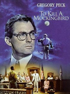 to kill a mocking bird- classic movie, very close to the book, and captures every essence of the original story.