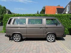 VW T3 Caravelle '81