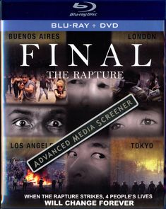 "Final: The Rapture ""Advanced Media Screener"" DVD/Blu-ray - on Christian Film Database - http://www.christianfilmdatabase.com/review/final-the-rapture/"