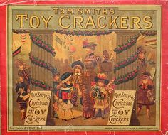 The 10+ best Christmas crackers Tom smith images on Pinterest ...
