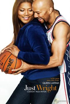 Just Wright - not a major blockbuster but it's the next must see chick flick on my movie marathon. Put it in your Netflix queue.